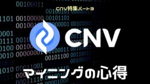 CNV特集3 | CNVマイニングの心得