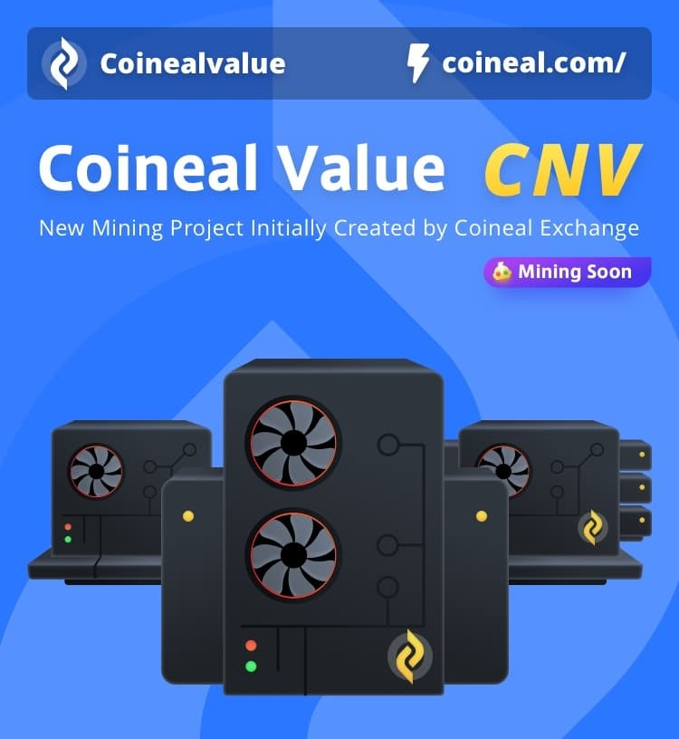 CNVマイニングは300ドルから気軽に参加できるプロジェクト