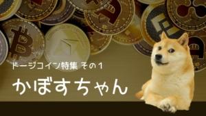 ドージコイン特集1   Dogecoinの正体は柴犬のかぼすちゃん