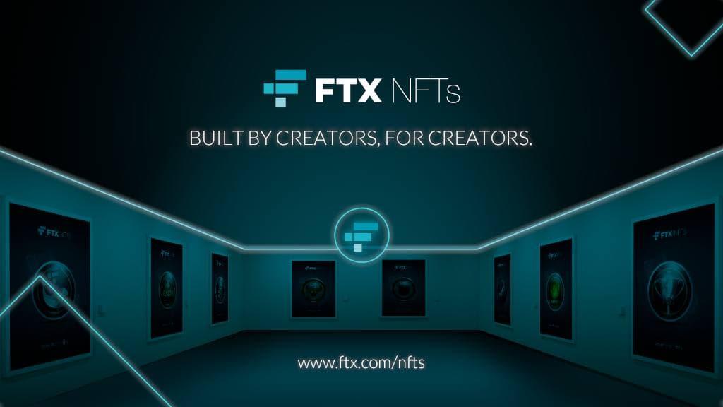 FTXがNFTに参入